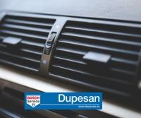 el aire acondicionado del coche