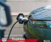 conducción eficiente con un coche eléctrico